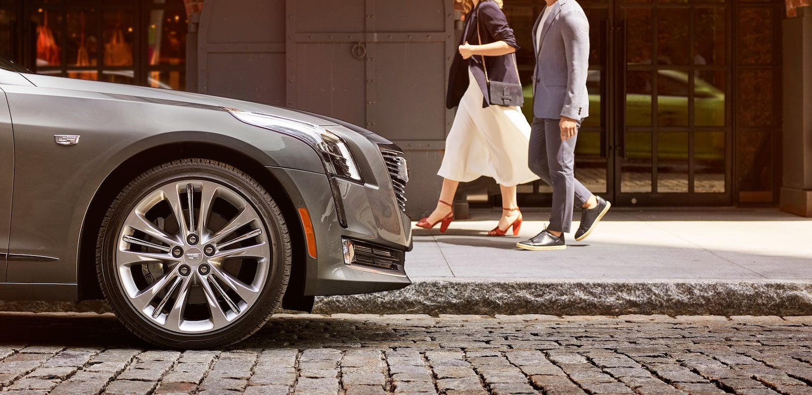 Cadillac Certified Service Vehicle Care