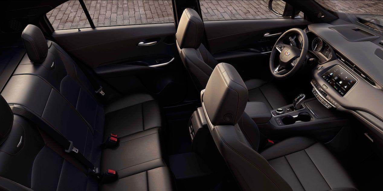 2020 Cadillac XT4 Compact SUV:  Interior Seating