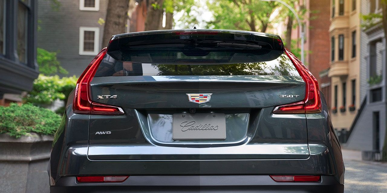 Cadillac XT4 Suspension