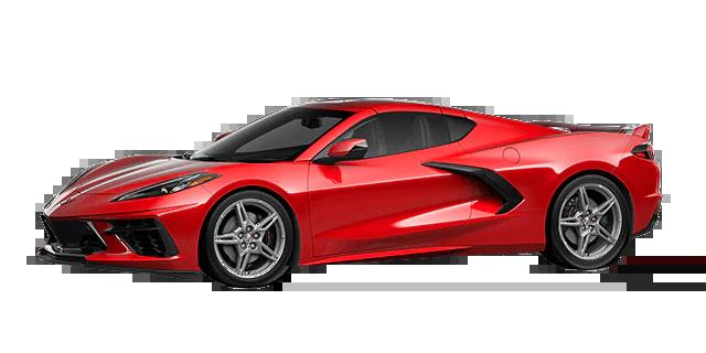 2020 2LT Corvette